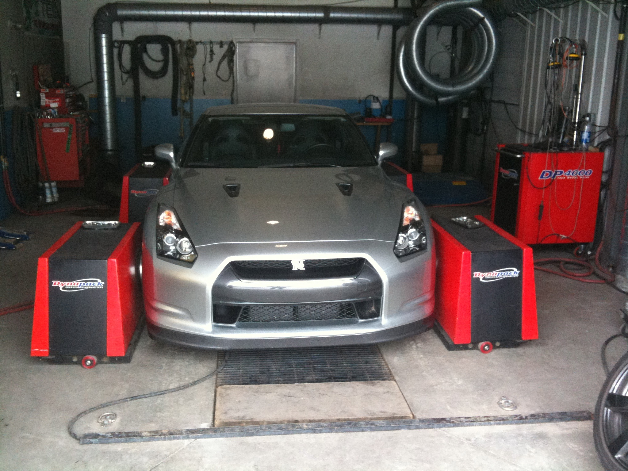 Dyno Calibration