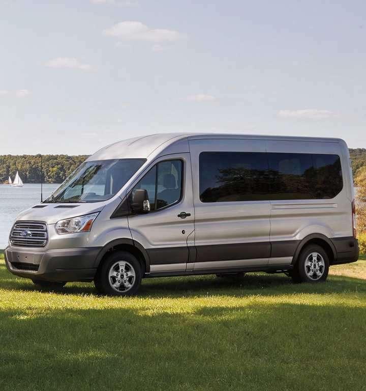 Ford Diesel Transit Van Tuning